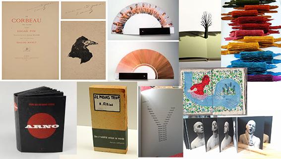 Le livre d'artiste, les divisions